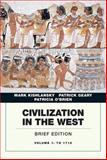 Civilization in the West 1st Edition