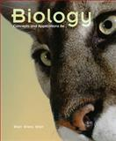 Biology : Concepts and Applications, Starr, Cecie and Evers, Christine, 1439046735