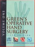 Operative Hand Surgery, Hotchkiss, Robert N. and Pederson, William C., 0443066744
