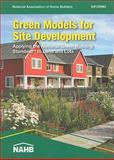 Green Models for Site Development, National Association of Home Builders, 0867186747