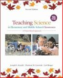 Teaching Science in Elementary and Middle School Classrooms : A Project-Based Approach, Krajcik, Joseph S. and Czerniak, Charlene M., 0072486740