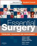 Essential Surgery : Problems, Diagnosis and Management with STUDENT CONSULT Online Access, Quick, Clive R. G. and Reed, Joanna B., 0702046744