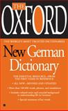 The Oxford New German Dictionary, Oxford University Press, 0425216748