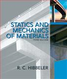 Statics and Mechanics of Materials, Hibbeler and Hibbeler, Russell C., 0132166747