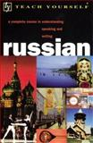 Teach Yourself Russian : Complete Course, Daphne West, 0071396748