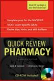 Pharmacy, Generali, Joyce A. and Berger, Christine A., 0071446745