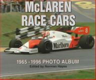 McLaren Race Cars 1965-1996 Photo Album, Hayes, Norman, 1882256743