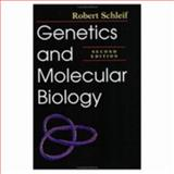 Genetics and Molecular Biology, Schleif, Robert F., 0801846749