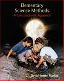 Elementary Science Methods : A Constructivist Approach, Martin, David Jerner, 0495506753