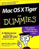 Mac OSX Tiger for Dummies®, Bob LeVitus, 0764576755