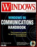 Windows 95 Communications Handbook, Boyce, Jim, 078970675X