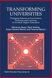 Transforming Universities 9781853026751