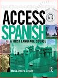 Access Spanish : A First Language Course, Cejudo, Maria Utrera, 0340816759