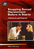 Stopping Sexual Harassment Before It Starts, Mike Deblieux, 1884926754