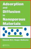 Adsorption and Diffusion in Nanoporous Materials, Roque-Malherbe, Rolando, 1420046756