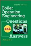 Boiler Operation Engineering Questions and Answers, Chattopadhyay, P., 0071356754