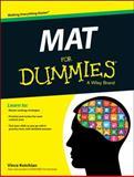 MAT for Dummies, Vince Kotchian and Edwin Kotchian, 1118496752