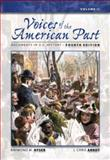Voices of the American Past, Hyser, Raymond M. and Arndt, J. Christopher, 049509675X