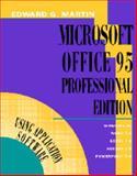 Using Application Software : Microsoft Office 95, Martin, Edward G., 0789506750