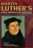 Martin Luther's Basic Theological, Lull, Timothy, 0800696751
