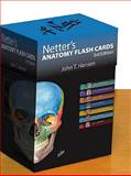 Netter's Anatomy Flash Cards : With Online Student Consult Access, Hansen, John T., 143771675X