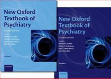 New Oxford Textbook of Psychiatry, Gelder, Michael and Andreasen, Nancy, 0199696756
