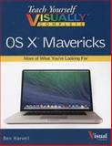 Teach Yourself Visually Complete OS X, Paul McFedries, 1118736761
