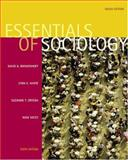 Essentials of Sociology, Brinkerhoff, David B. and White, Lynn K., 0534626769