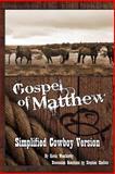 Gospel of Matthew, Kevin Weatherby, 1484016769