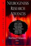 Neurogenesis Research Advances, Klausen, Martina P., 1600216765
