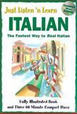 Just Listen 'N Learn Italian, Hill, Brian, 084424676X