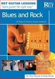 Blues and Rock, Tony Skinner and Andy Drudy, 1898466769