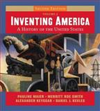 Inventing America, Maier, Pauline and Smith, Merritt Roe, 0393926761