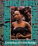 Celebrations of African Heritage, Warren J. Halliburton, 0896866769