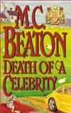 Death of a Celebrity, M. C. Beaton, 0892966769