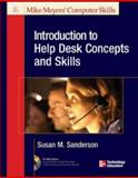Introduction to Help Desk Concepts and Skills, Sanderson, Susan, 007821677X