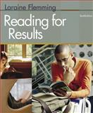 Reading for Results, Flemming, Laraine, 0618766774