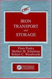 Iron Transport and Storage, Ponka, Prem and Schulman, Herbert M., 0849366771