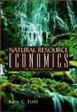 Natural Resource Economics, Field, Barry C., 0072316772