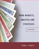 Bond Markets, Analysis, and Strategies 9th Edition