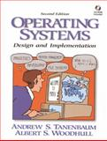 Operating Systems : Design and Implementation, Tanenbaum, Andrew S. and Woodhull, Albert S., 0136386776