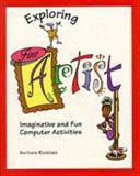 Exploring Fine Artist, Kurshan, Barbara, 0201626772