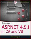 Beginning ASP. NET 4. 5. 1 : In C# and Vb, Spaanjaars, Imar, 111884677X
