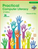 Practical Computer Literacy (with CD-ROM), June Jamrich Parsons and Dan Oja, 128507677X