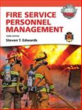 Fire Service Personnel Management with MyFireKit, Edwards and Edwards, Steven T., 0135126770