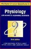 Multiple Choice Questions in Physiology : With Answers and Explanatory Comments, Bindman, Lynn and Ellway, Peter, 0340676779