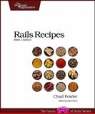 Rails Recipes, Fowler, Chad, 1934356778