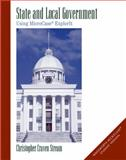State and Local Government : Using MicroCase® ExplorIt, Stream, Christopher, 0534176771