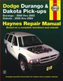 Dodge Durango and Dakota Pick-Ups, , 1563926776