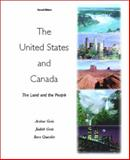 The United States and Canada : The Land and the People, Getis, Arthur and Getis, Judith, 0072356774